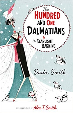 101 Dalmations book cover