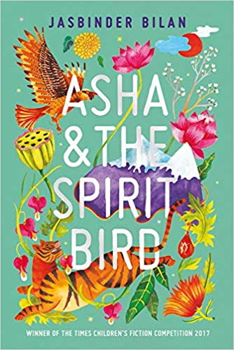 Asha and the Spirit Bird cover