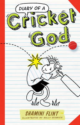Diary of a Cricket God book cover