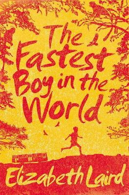 The Fastest Boy in the World cover showing a boy running