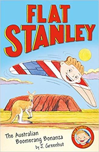 Flat Stanley: The Australian Boomerang Bonanza