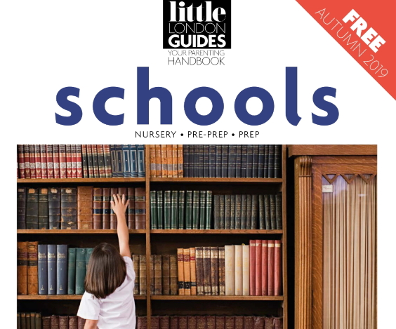 Front cover of the Little London Schools Guide