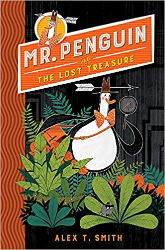 Mr Penguin and the Lost Treasure