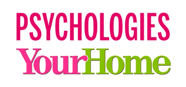 Psychologies and Your Home magazine logos