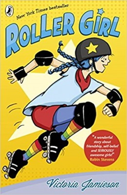 Roller Girl graphic novel cover