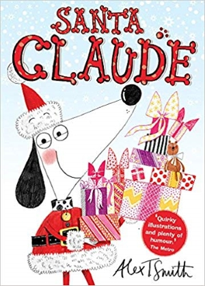 Santa Claude book cover
