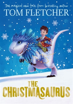 The Christmasaurus book cover