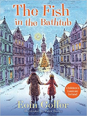 The Fish in the Bathtub book cover