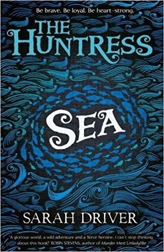 The Huntress: Sea