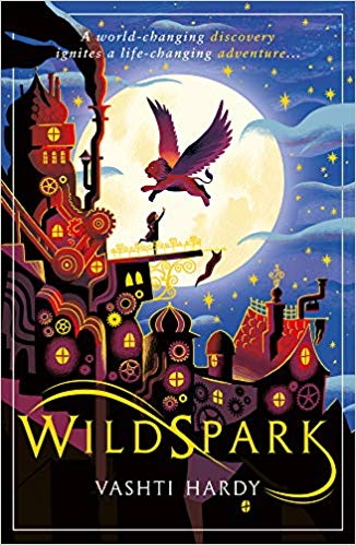 Wildspark cover